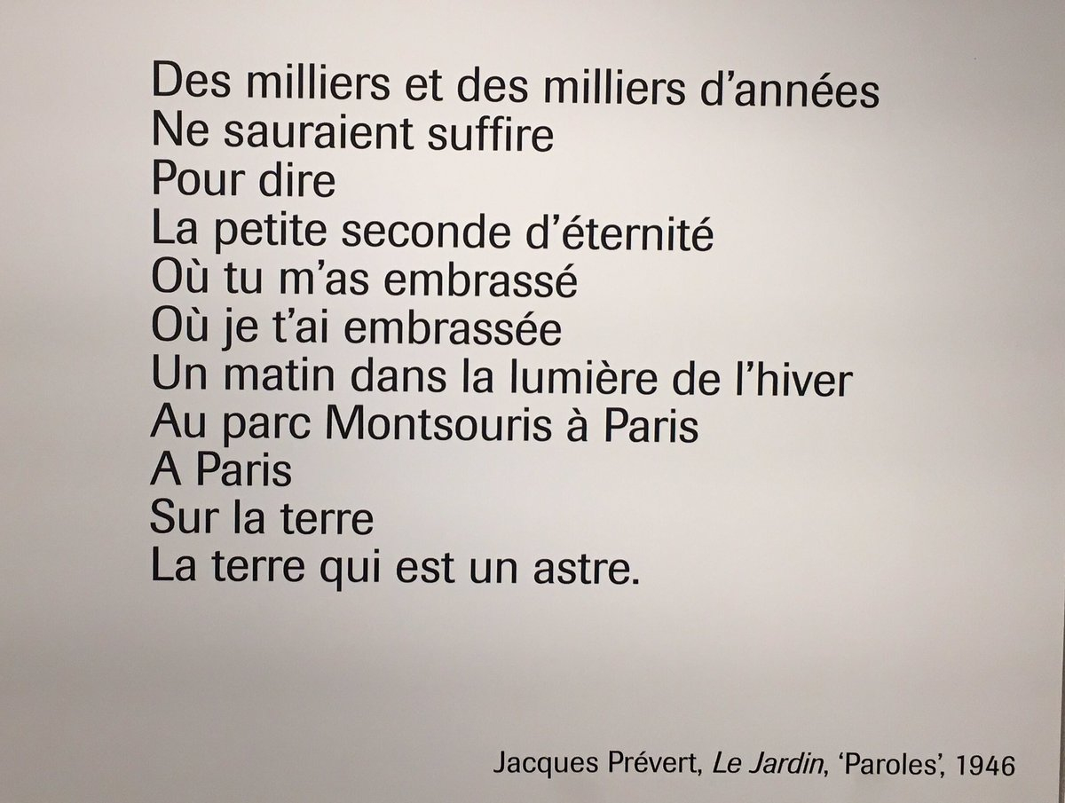 """Lorraine Willems On Twitter: """"la Poésie De Jacques Prévert… """" destiné Poeme De Jacque Prevert"""