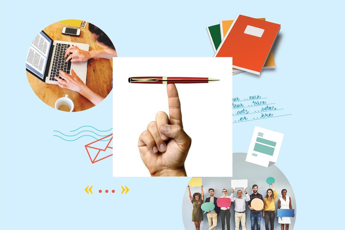 L'udem Lance Un Guide Sur L'écriture Inclusive | Udemnouvelles serapportantà Image Écriture