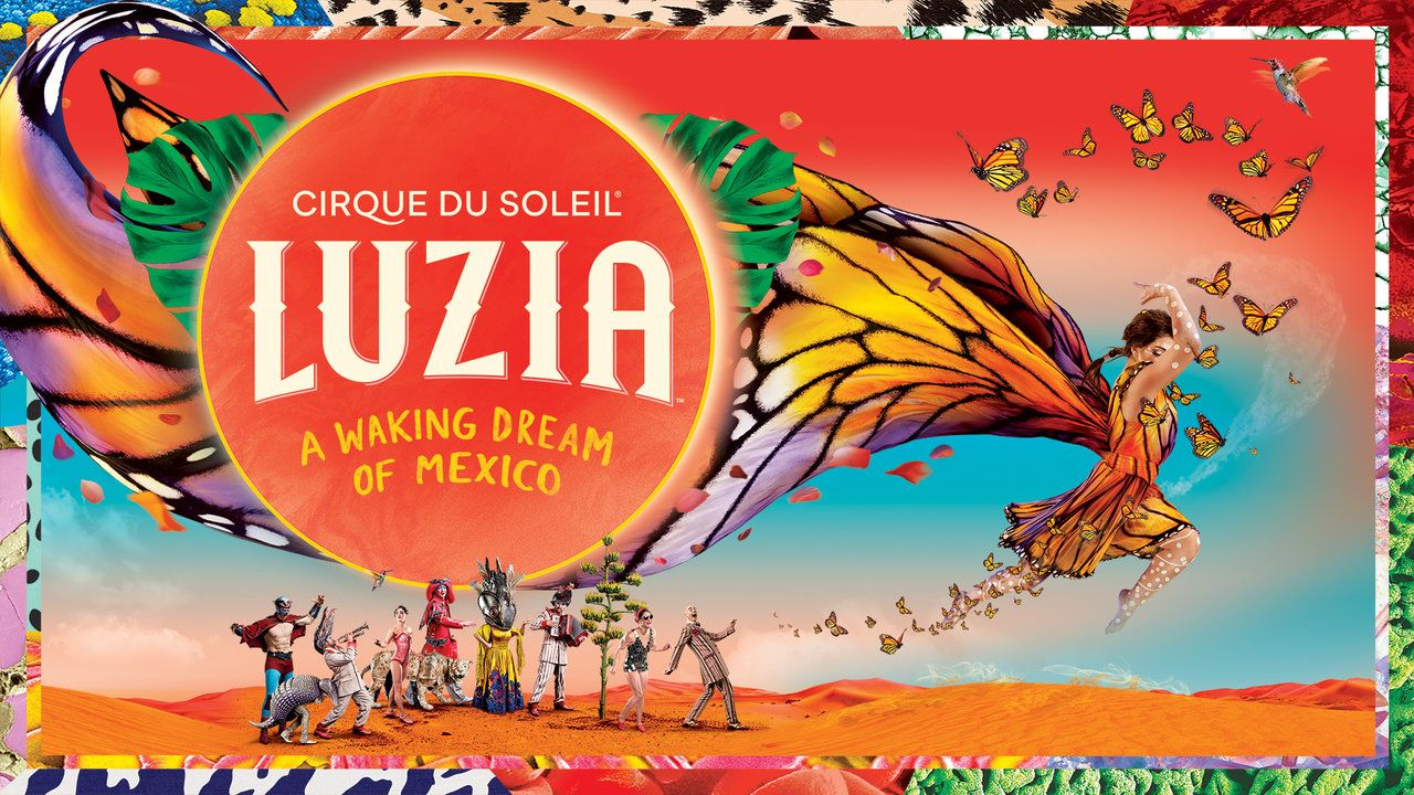 Luzia Is A Cirque Du Soleil Show Inspired By The Richness Of tout Musique Cirque Mp3