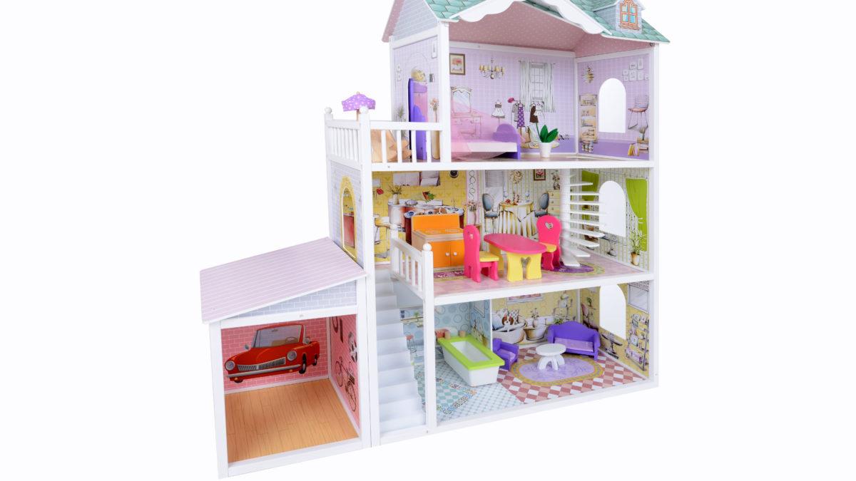 Maison De Poupee, Jeux Et Jouets Pour Enfant, Cadeau Pour encequiconcerne Jeux Pour Enfant De 5 Ans