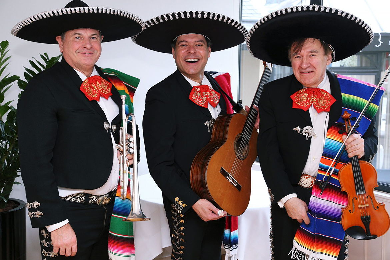Mariachis - Musiciens Mexicains - Animart à Musicien Mexicain