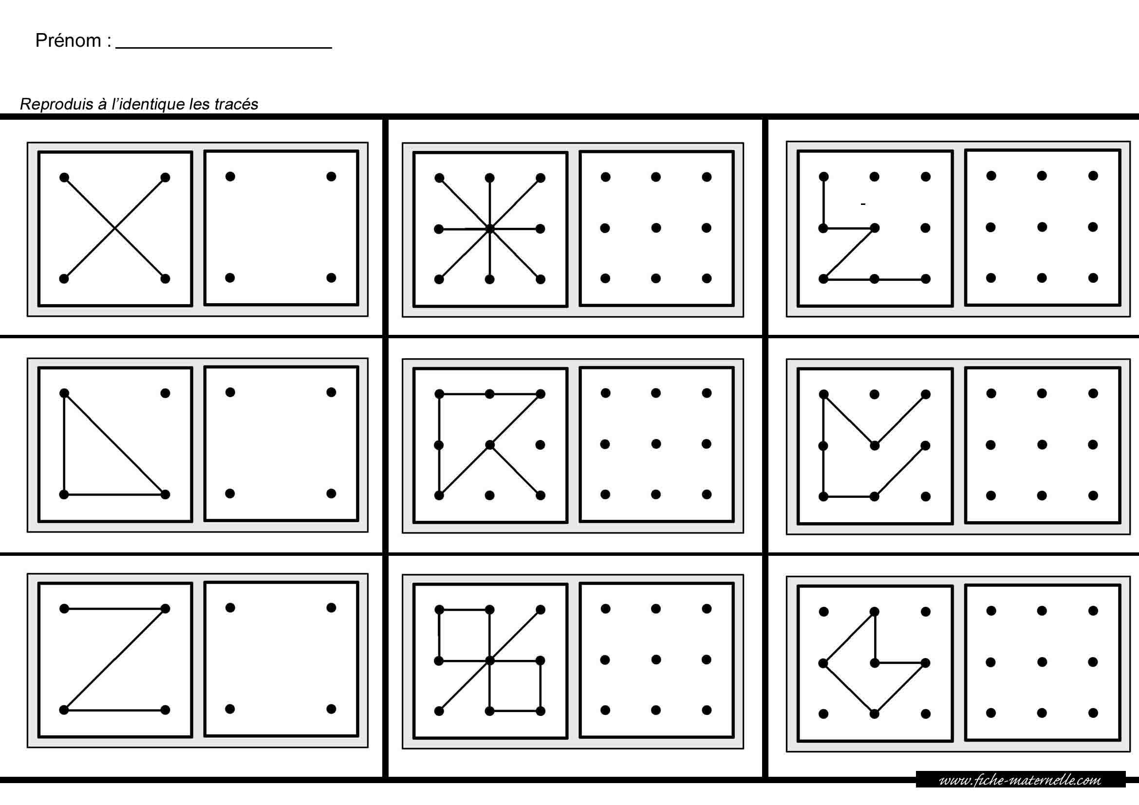 Maternelle Mathématiques Et Géométrie | Mathématiques destiné Fiche Géométrie Cp