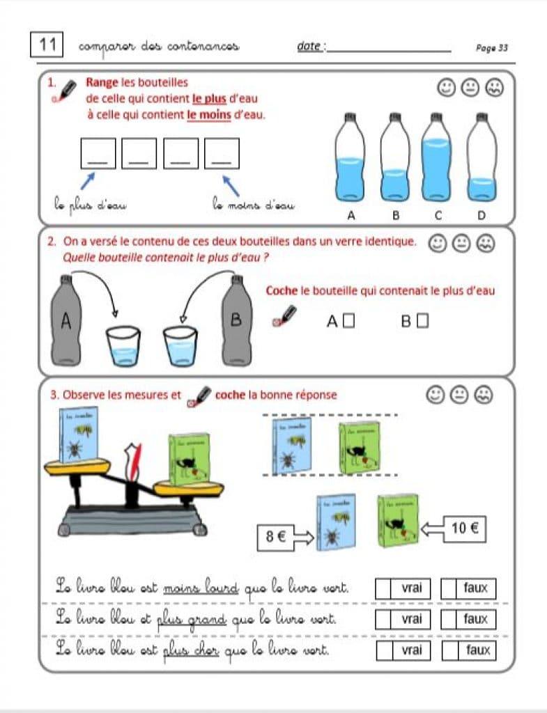 Maths Cp : Fiches, Exercices Et Jeux À Télécharger - La encequiconcerne Fiche Géométrie Cp