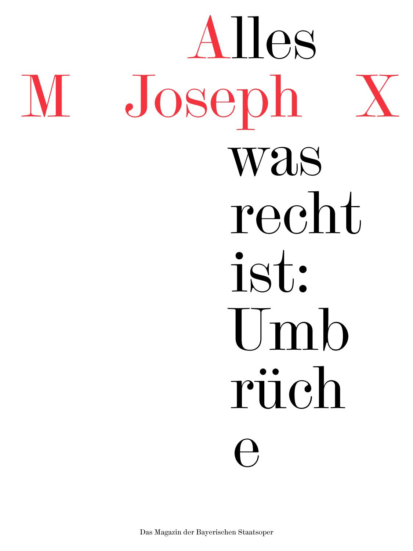 Max Joseph 3/2019 | Umbrüche By Bayerische Staatsoper - Issuu concernant Singe De Babar