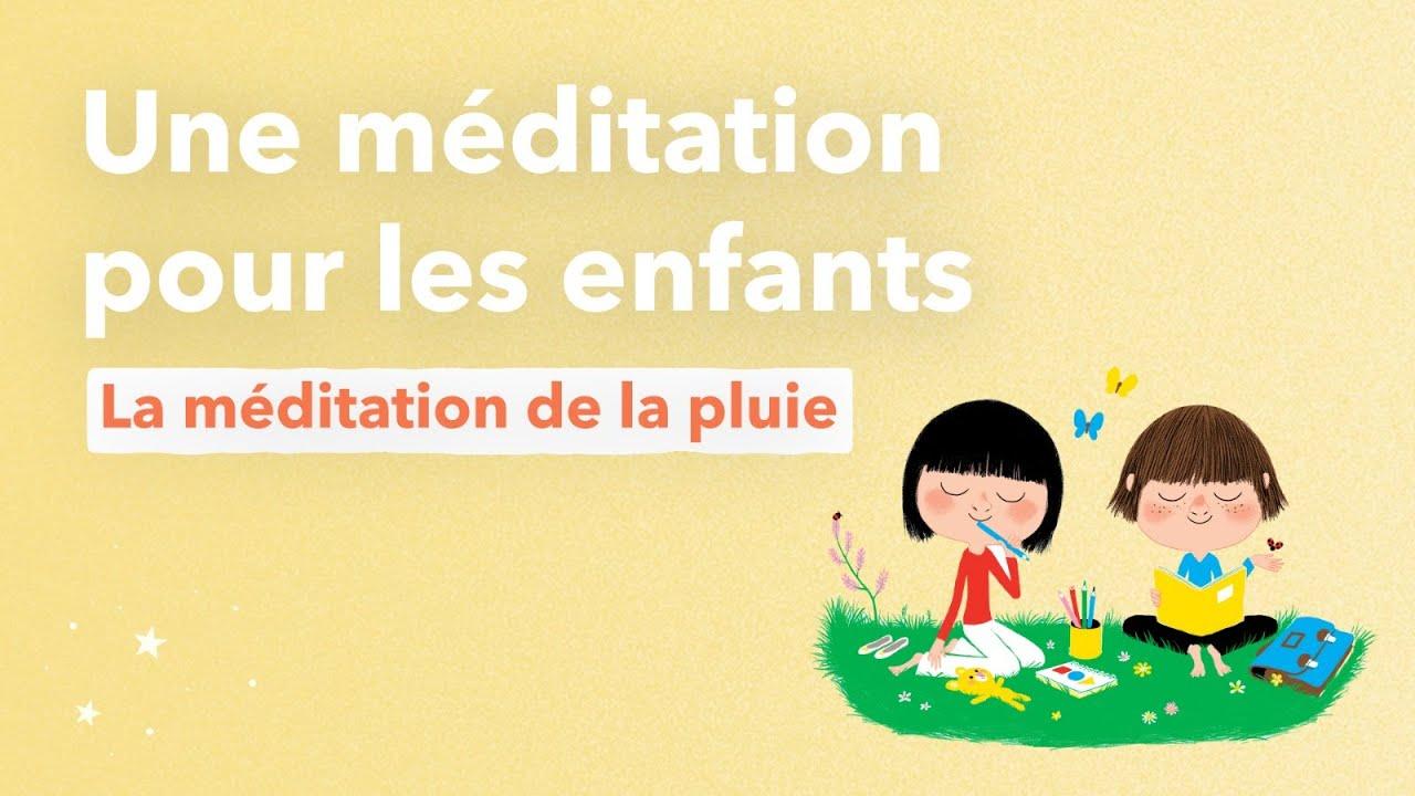 Méditation Guidée Pour Les Enfants, Un Cœur Tranquille Et Sage intérieur La Grenouille Meditation