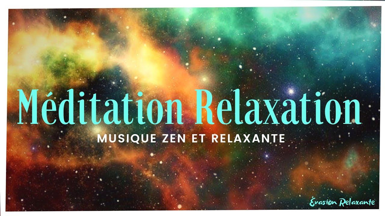 Meditation Relaxation - Musique Zen - Musique Relaxante à Image Relaxante