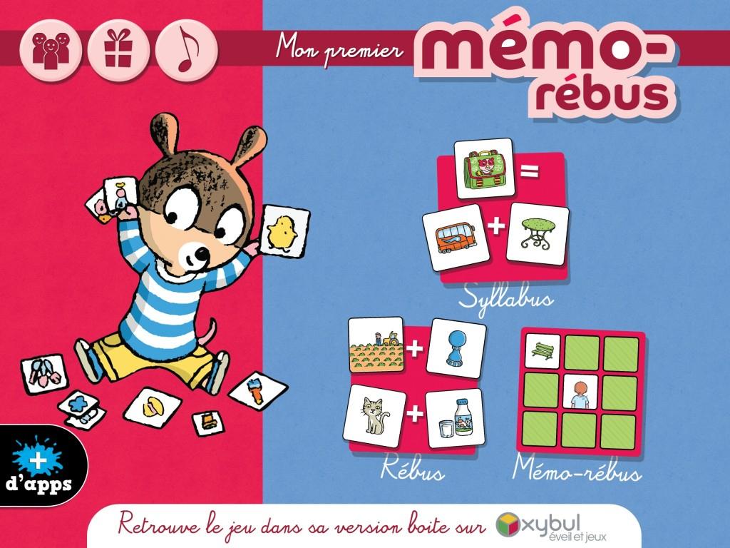 Mémo-Rébus - Petitsgeeks.fr serapportantà Jeux De Rebus