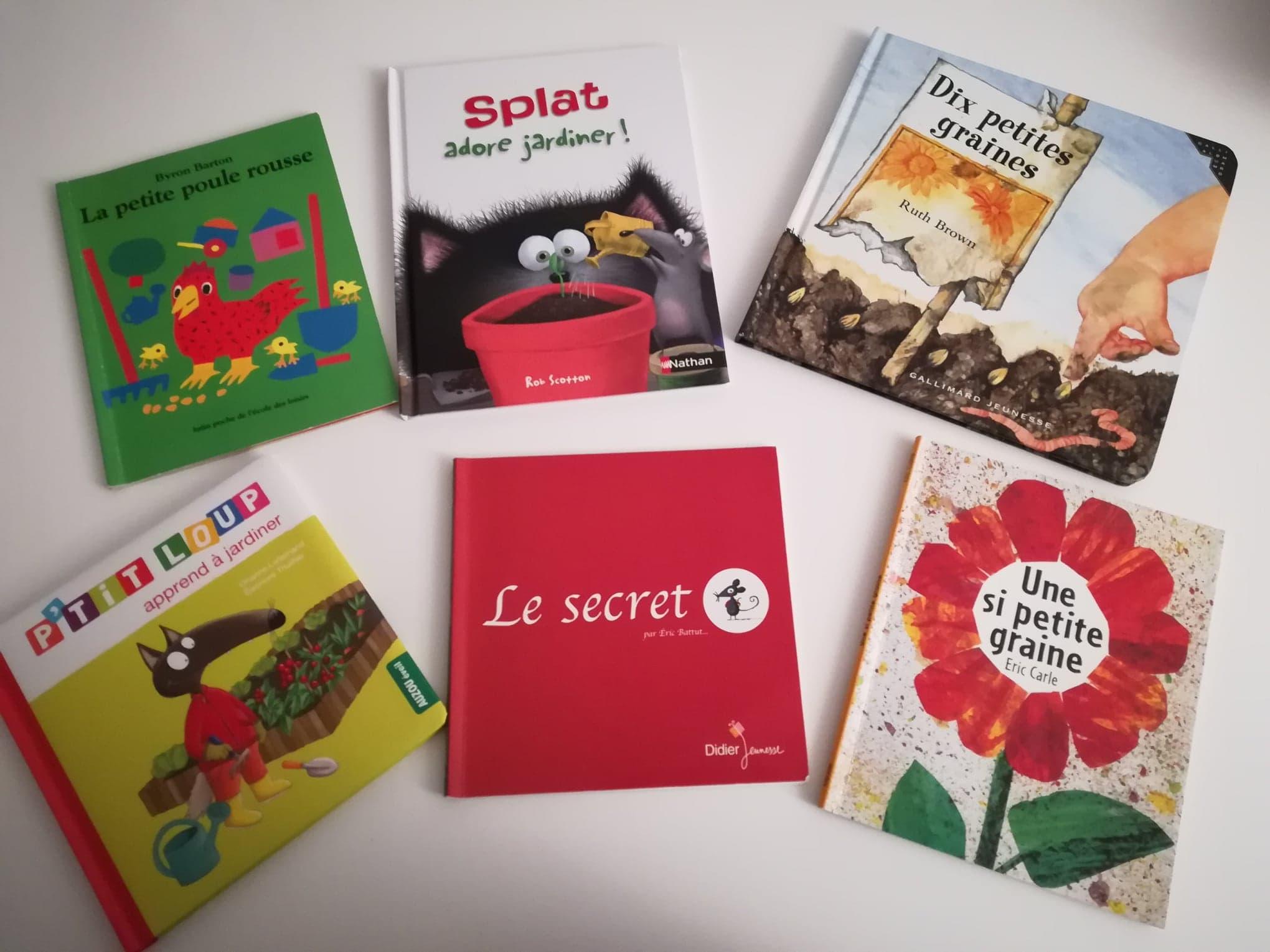 Mes Albums Sur Le Thème Du Printemps Et Du Jardin – Mc En dedans Album Printemps Gs