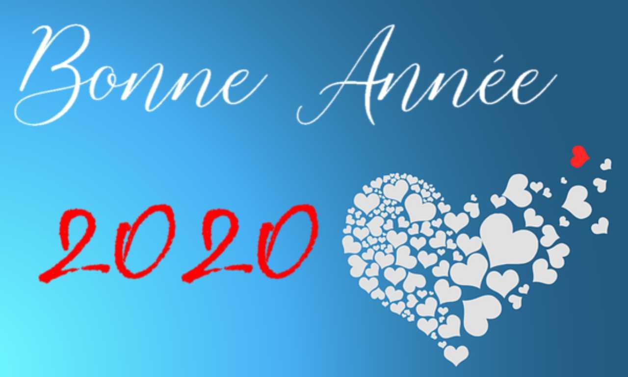 Messages De Bonne Année 2020 - Message D'amour concernant Poeme Voeux Nouvel An
