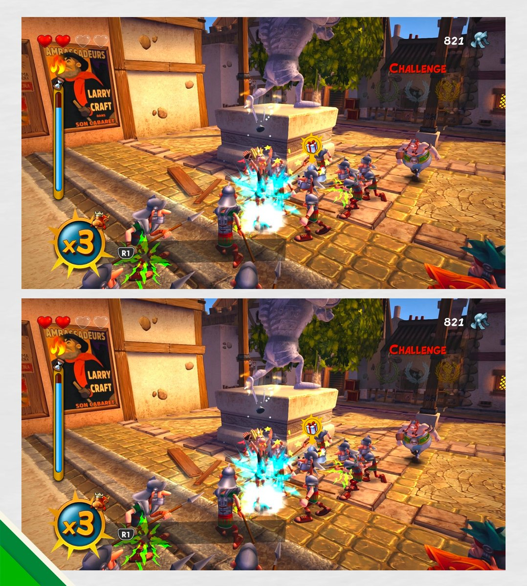 """Microids On Twitter: """"spot The 7 Differences Between These serapportantà Les 5 Differences"""