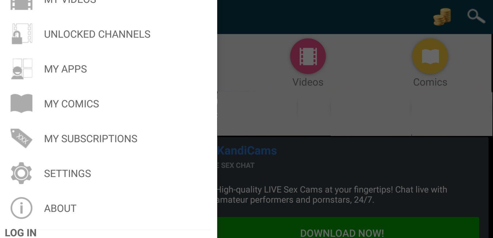 Mikandi 5.5.607 - Télécharger Pour Android Apk Gratuitement tout Jeu En Ligne Pour Adulte