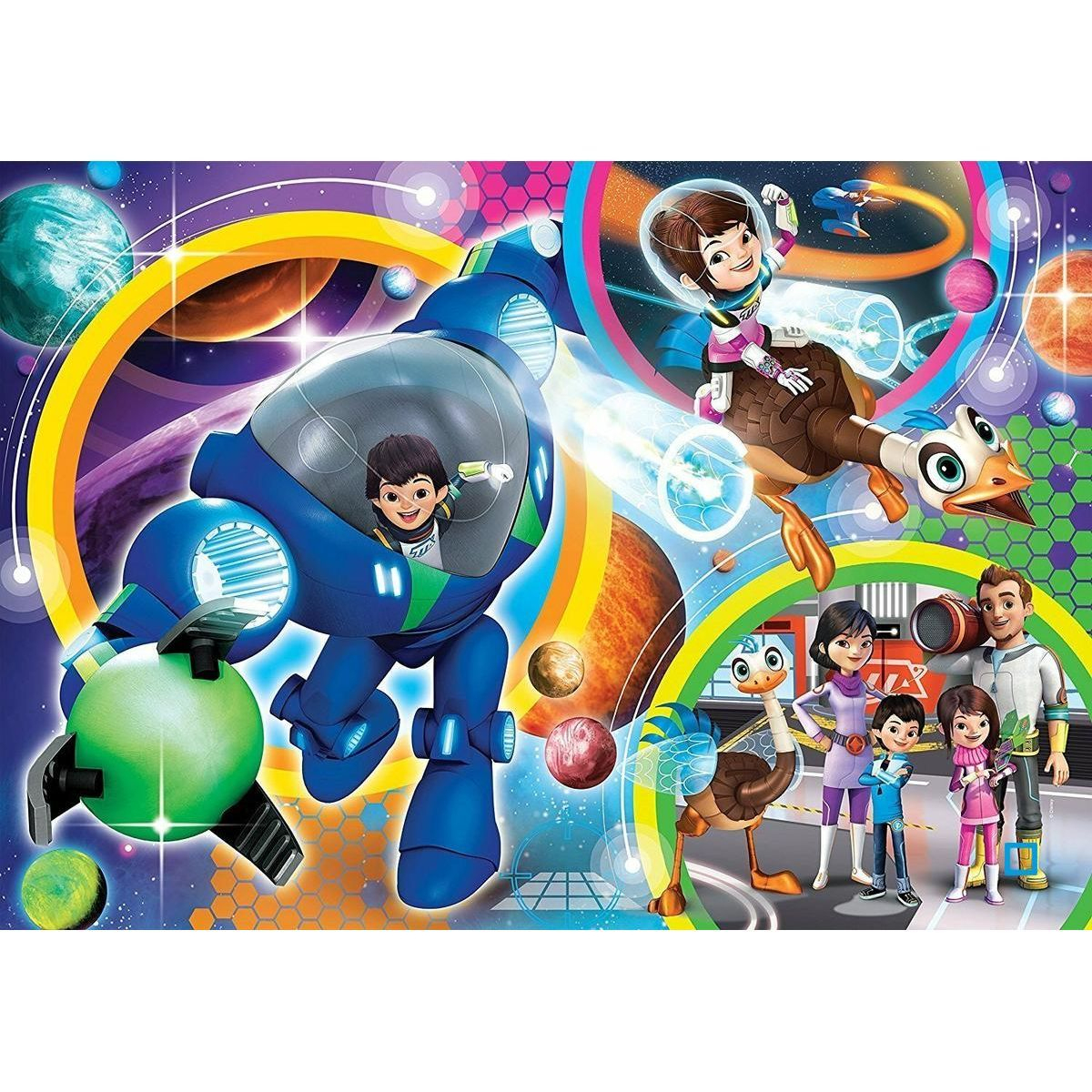 Miles From Tomorrowland - Puzzle Maxi 104 Pièces - Cle23700 pour Puzzle En Ligne Enfant