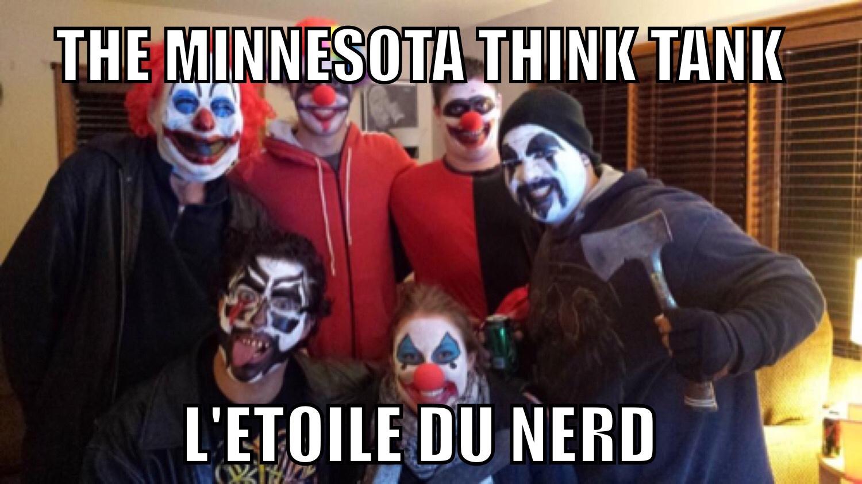 Minnesota's Second To Last's Finest. - Album On Imgur dedans Etoil Clown
