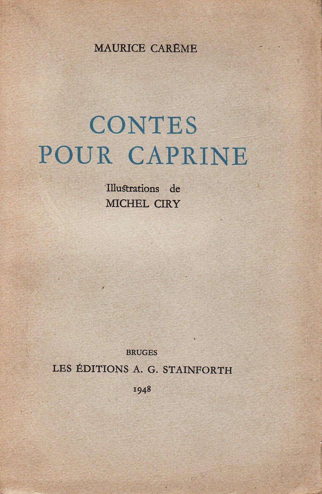 Miscellanées: Maurice Carême (1899-1978) avec Mars De Maurice Careme A Imprimer