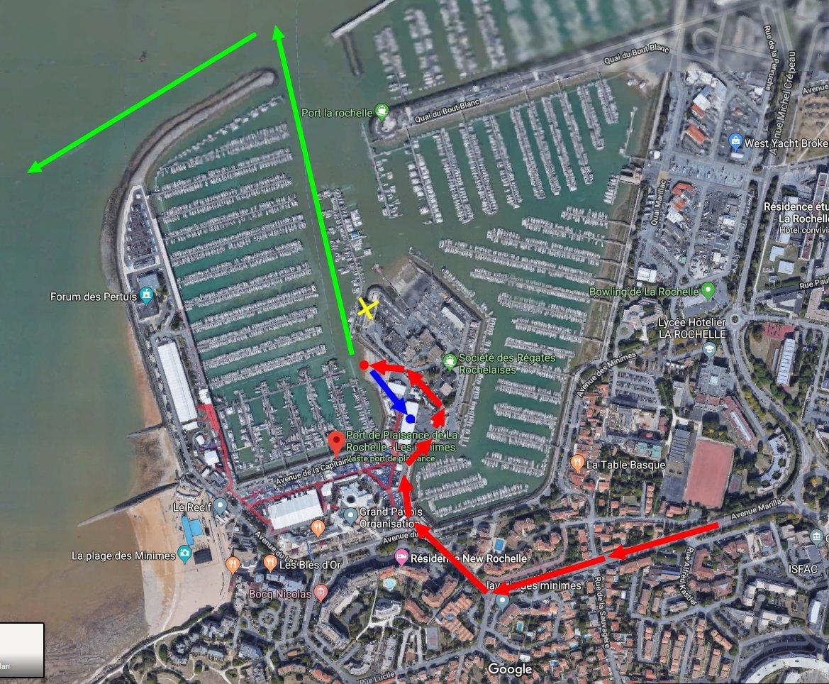 Mise A L 'eau La Rochelle intérieur On Va Sortir La Rochelle