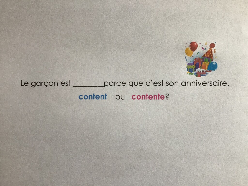 Mme Garcia's Grade 1 Blog – Bienvenue! avec Comptine Bonjour Madame Lundi