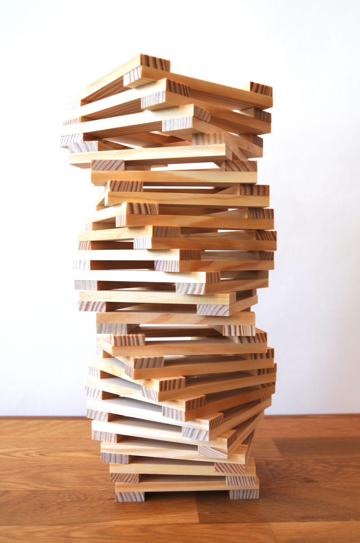 Modèle Dessin Kapla avec Construction Facile Kapla - GreatestColoringBook.com