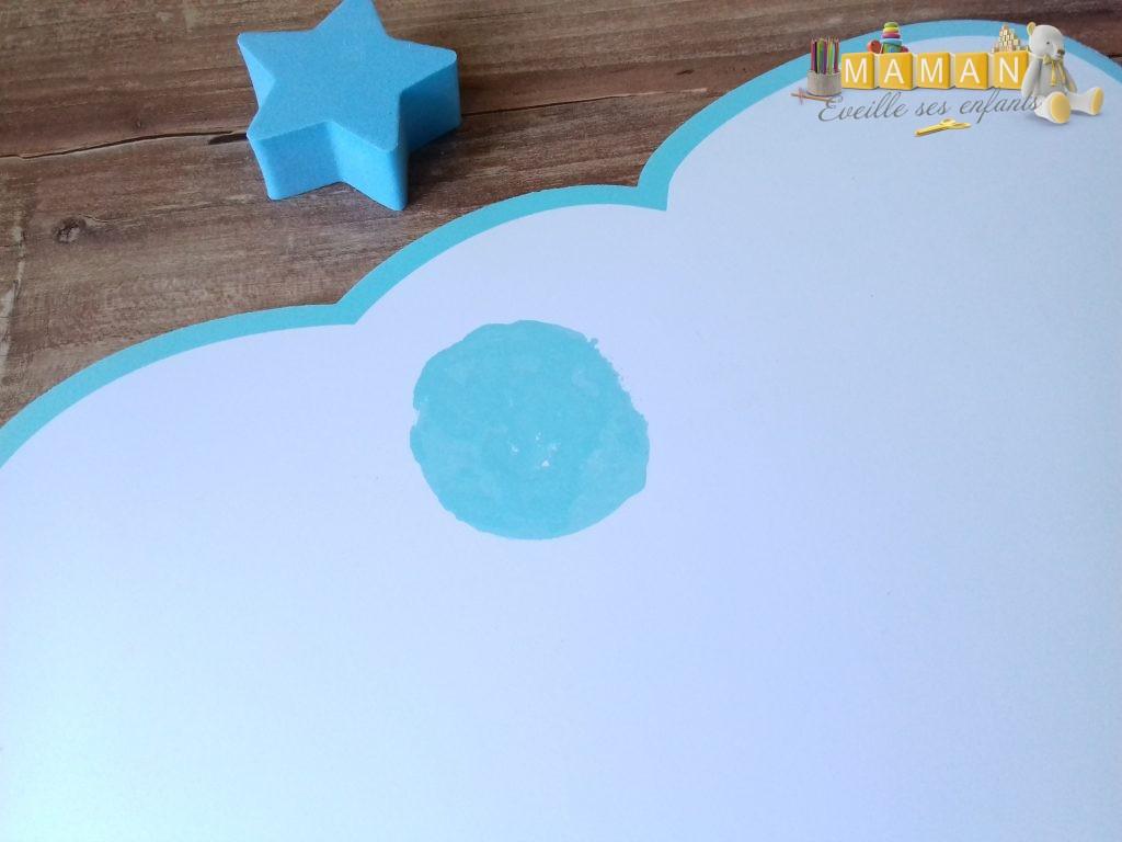 Mon Tableau Spécial Pour Peinture À L'eau Chez Ses Creative pour Tableau De Peinture Pour Enfant