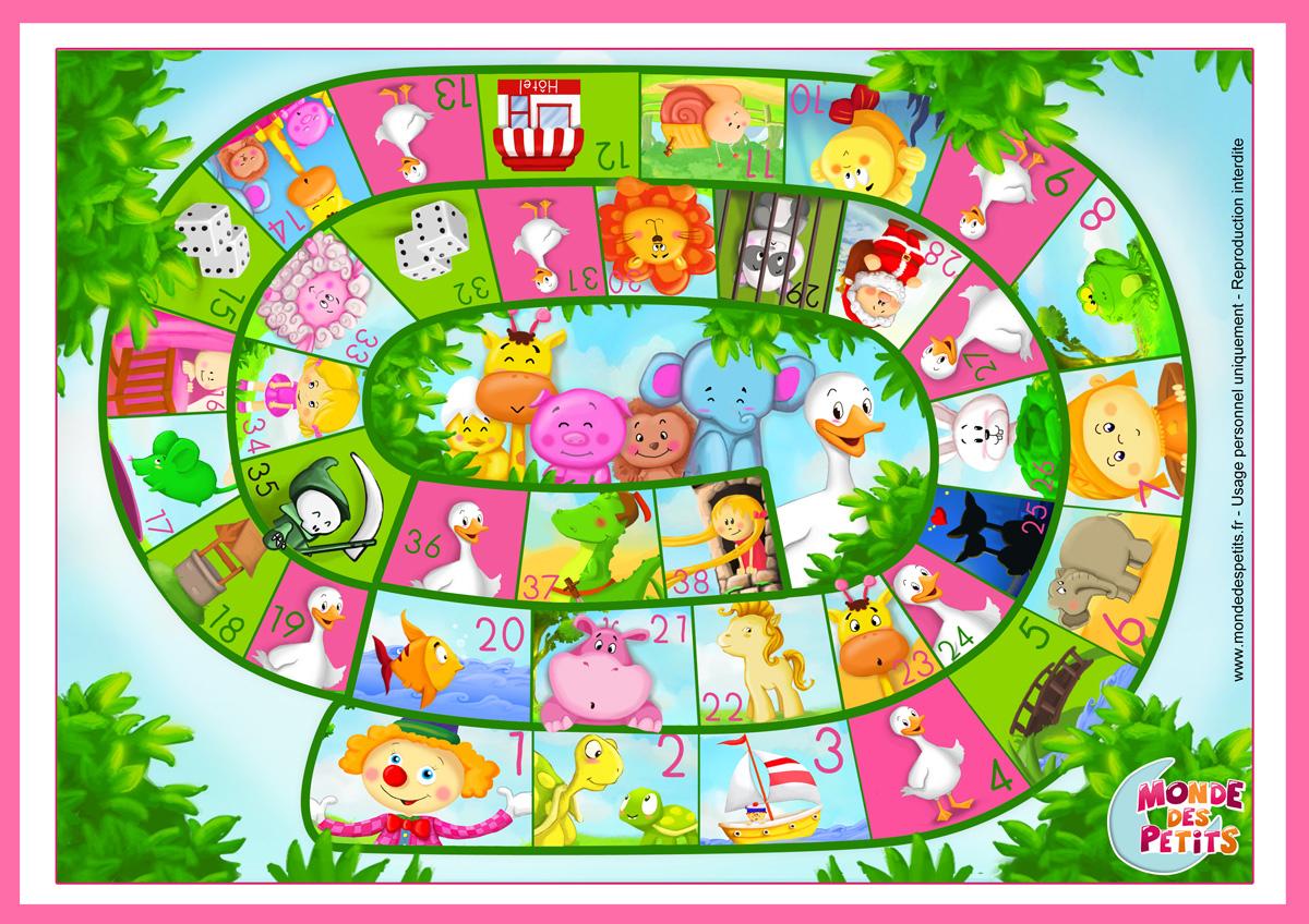 Monde Des Petits - Jeux De Société dedans Jeux Enfant 3 Ans Gratuit