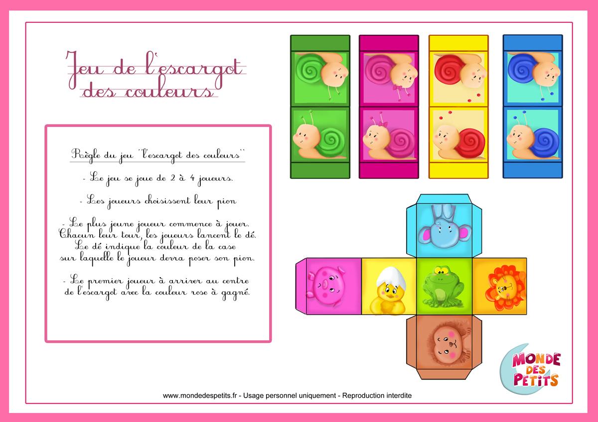 Monde Des Petits - Jeux De Société destiné Jeux Pour Petit Enfant