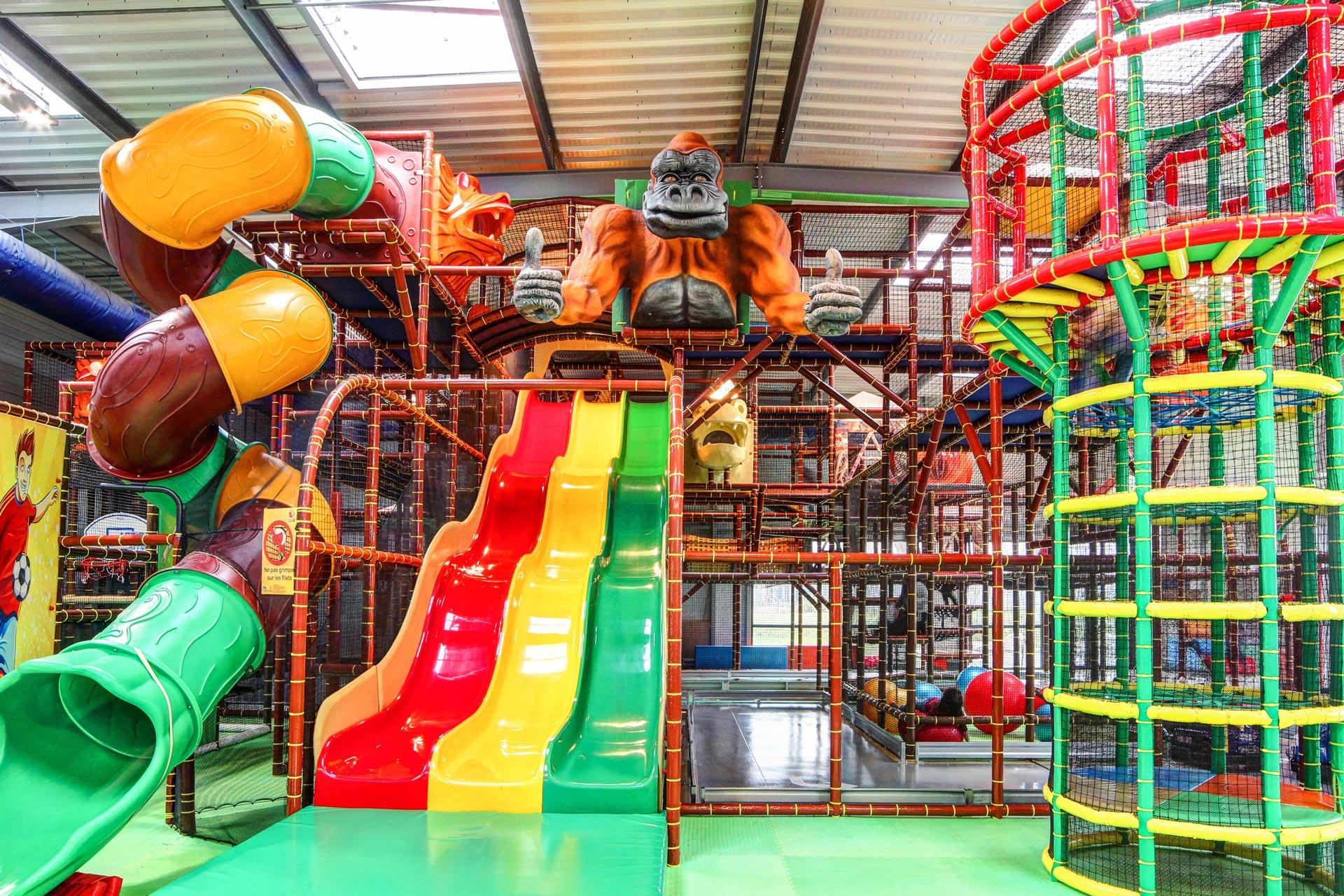 Monkey Parc Parc De Loisirs Pour Enfants Proche De Toulouse concernant Jeux Pour Petit Enfant