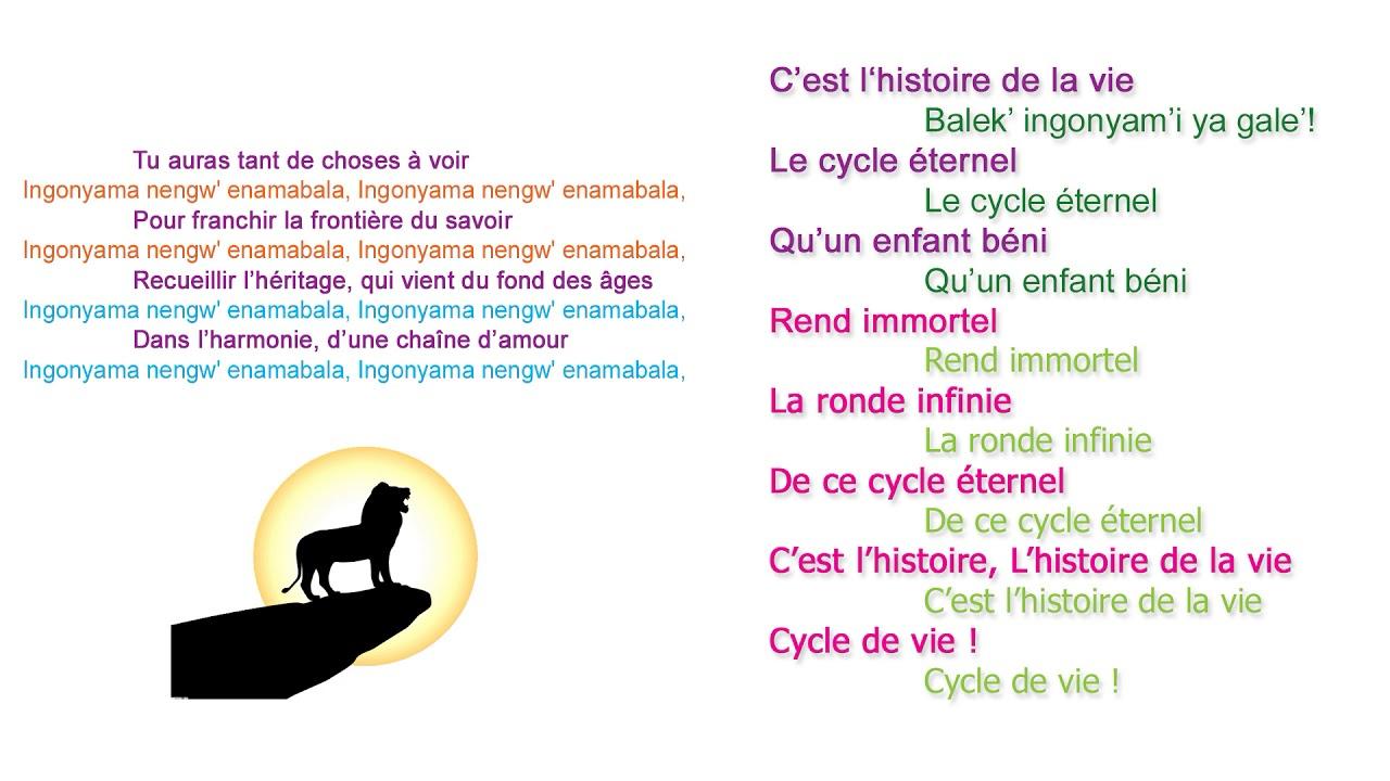 Monsieur.prof.de.musique : L'histoire De La Vie (Voix 2 intérieur Musique Cycle 2
