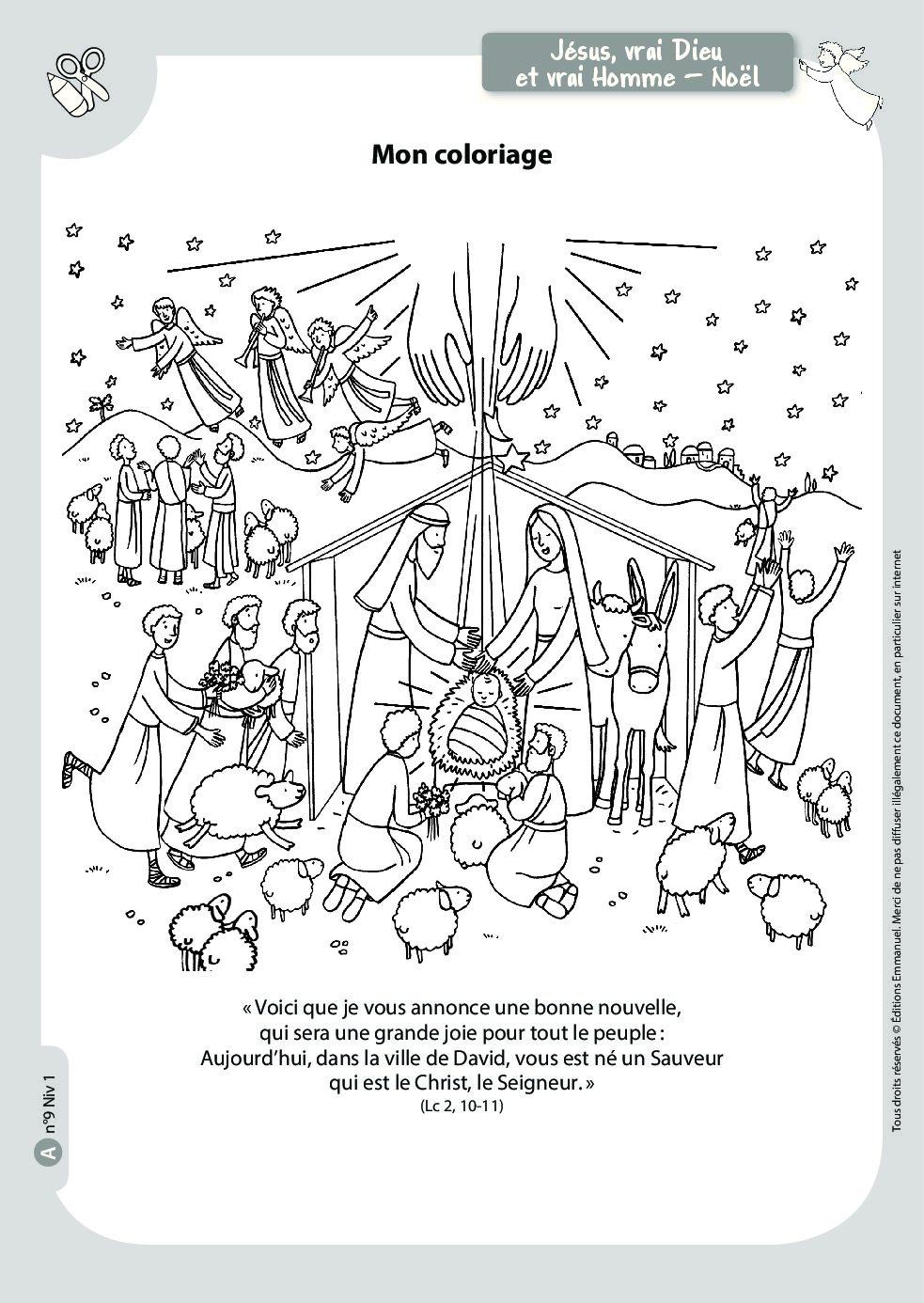 Mots Croisés Sur Noël - Catéchisme Emmanuel avec Mots Croisés Noel