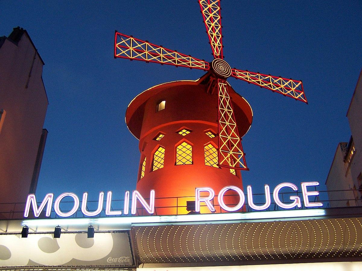 Moulin Rouge – Wikipedia tout Petit Moulin Chanson