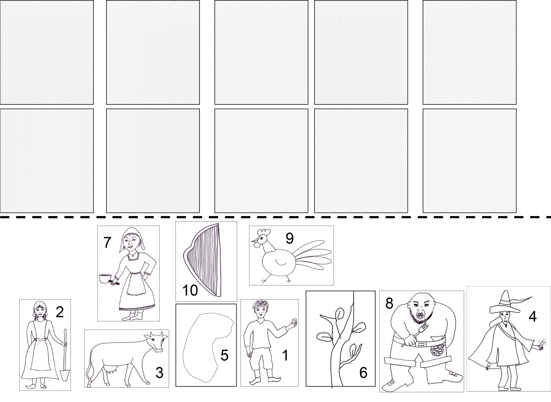 Ms-Gs - Jacques Et Le Haricot Magique - Images Séquentielles pour Images Séquentielles Maternelle