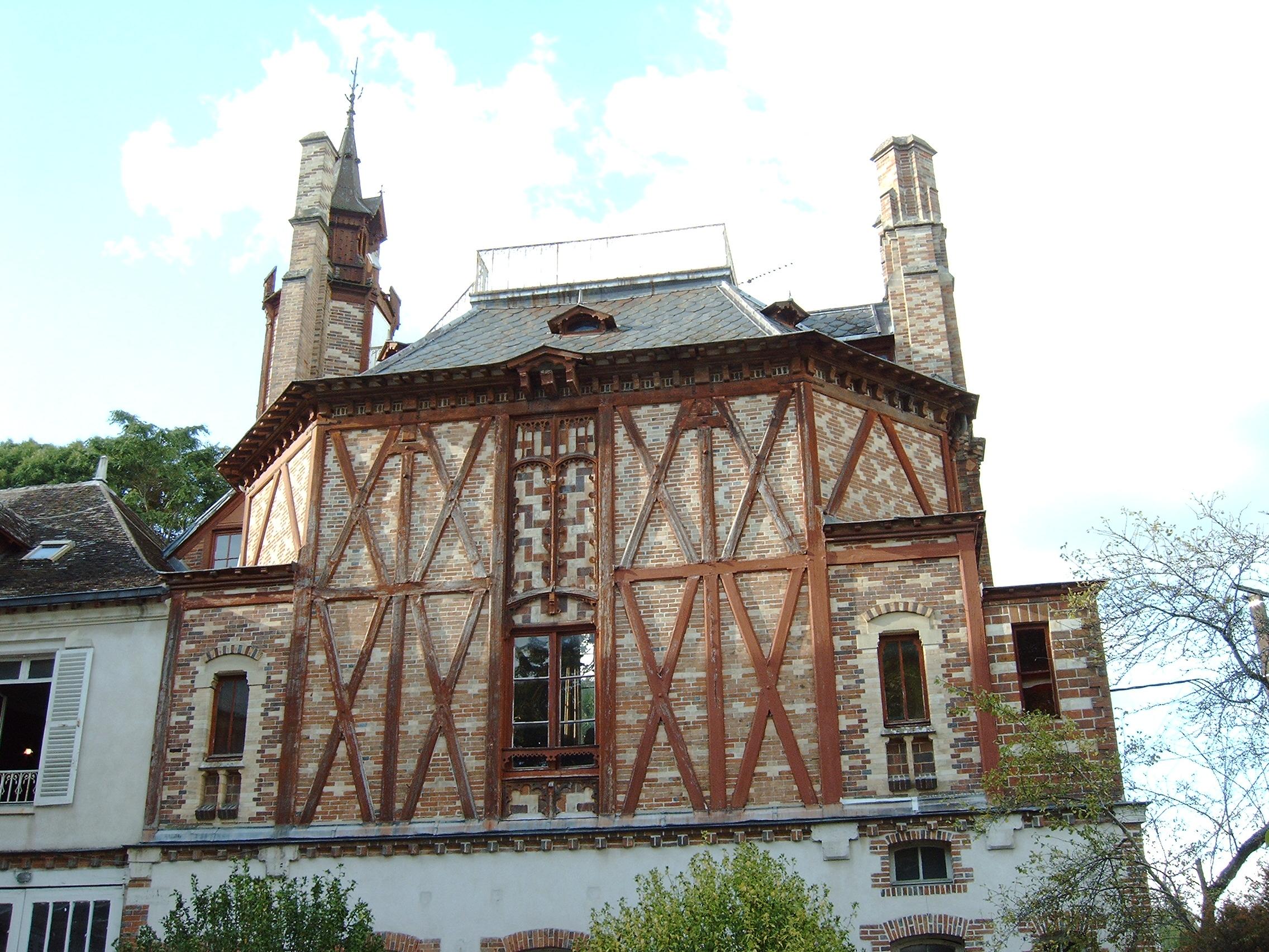 Musée De L'atelier De Rosa Bonheur – Wikipedia à Bon The Bonheur