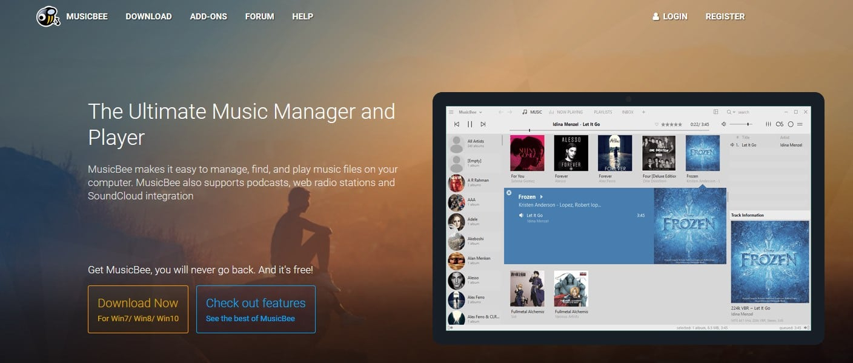 Musicbee Un Lecteur/gestionnaire Audio Doué ! Par Thebloom intérieur Retrouver Une Musique Avec Parole