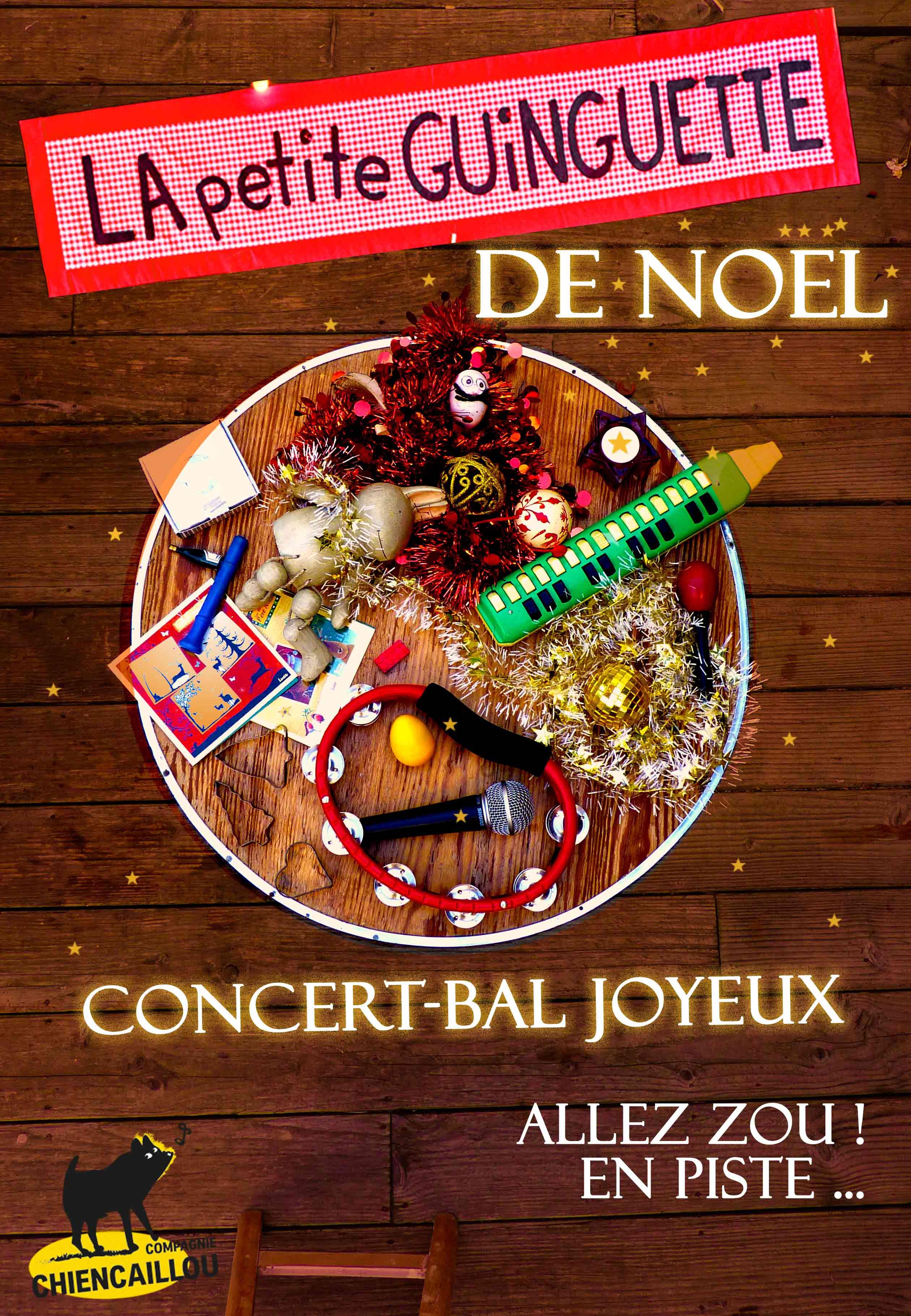 Musique | Compagnie Chien Caillou destiné Caillou Fete Noel
