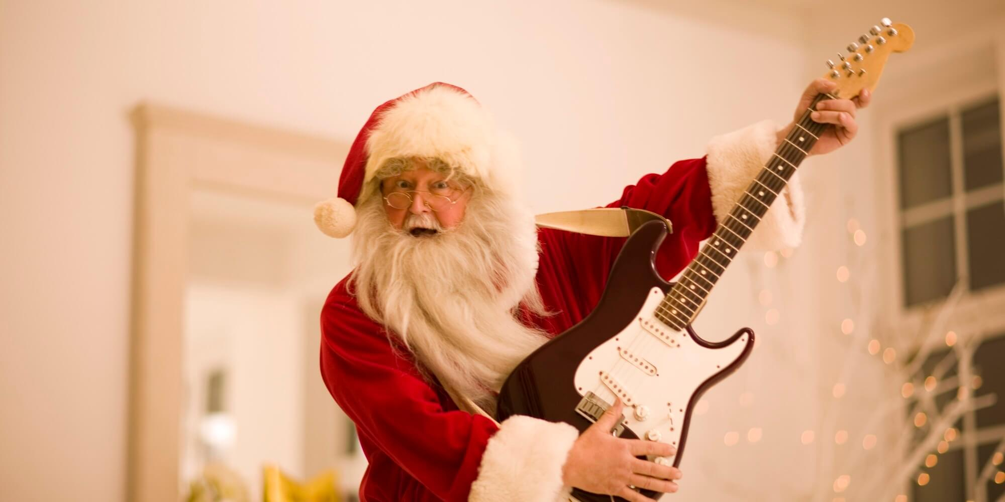 Musique Temps Des Fêtes | Boutique Roger Labonté & Alexclusif serapportantà Musique Du Père Noël