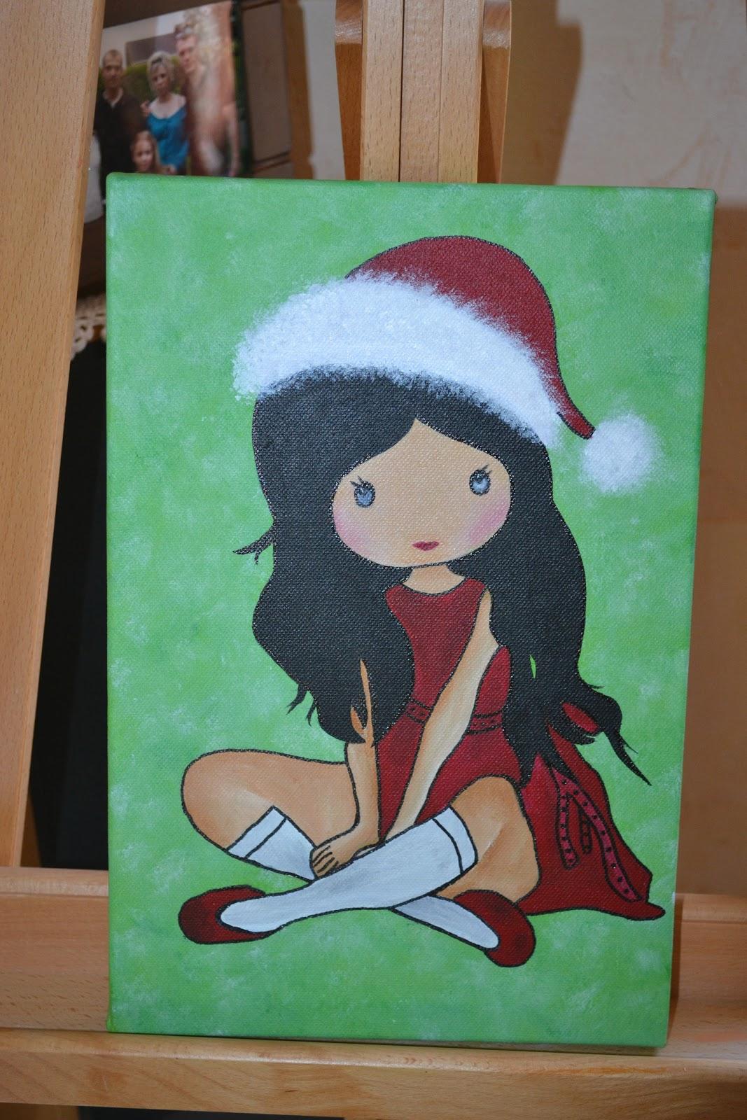 Nadine Et Ses Peintures: Tableau Pour Enfant serapportantà Tableau De Peinture Pour Enfant