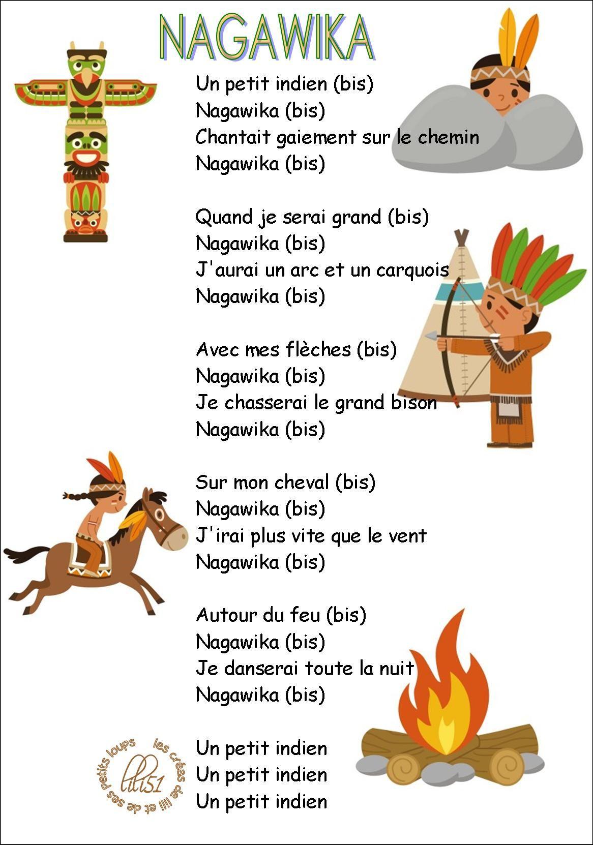Nagawika | Comptines, Chansons Pour Enfants, Chant Pour Enfant avec Chanson Pour Les Animaux