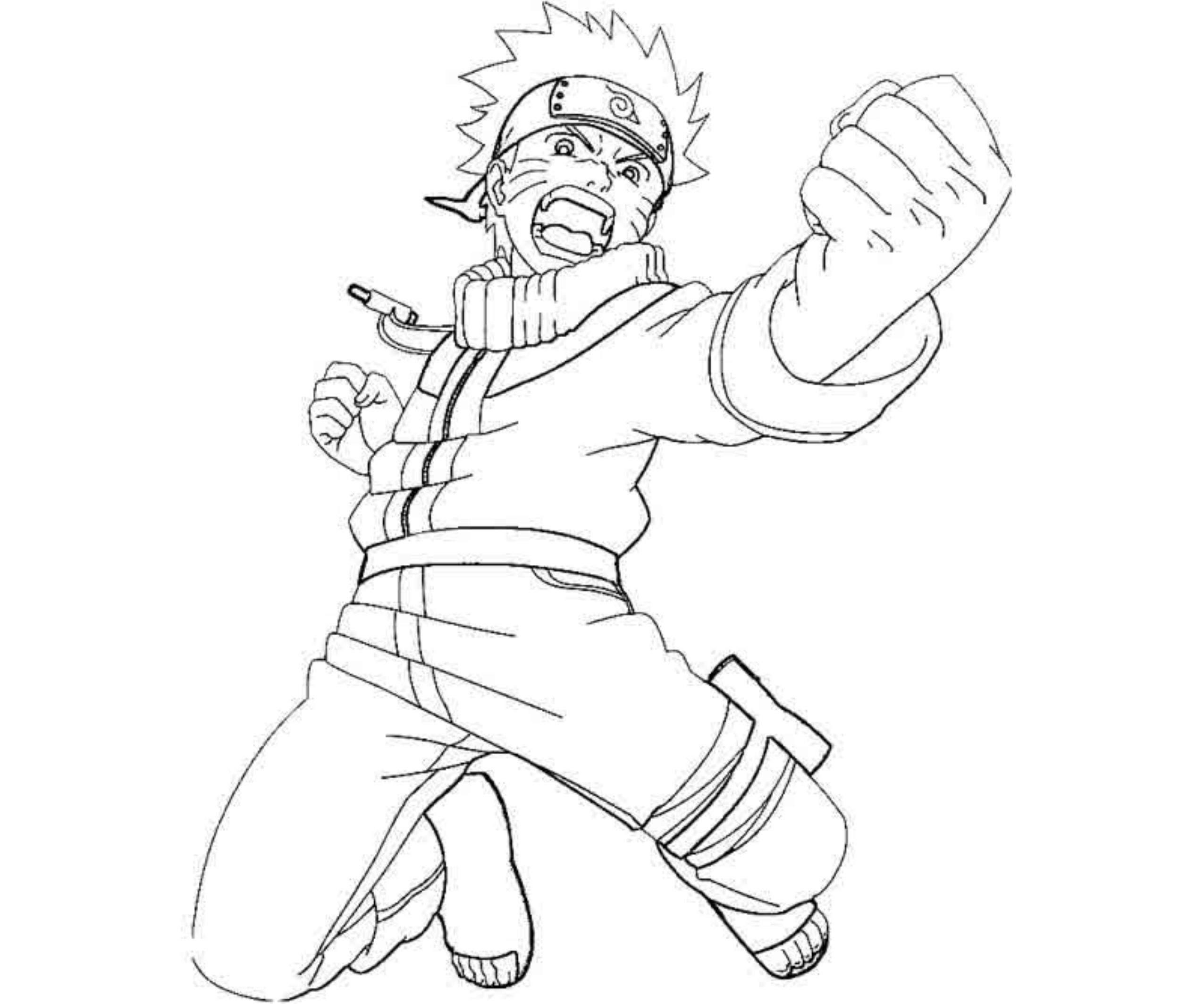 Naruto #180 (Dessins Animés) – Coloriages À Imprimer intérieur Coloriage De Naruto Shippuden A Imprimer