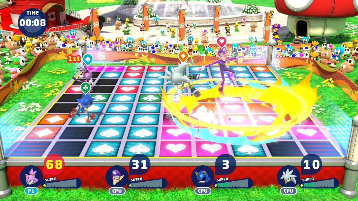 """Nintendo-Difference On Twitter: """"mario & Sonic Aux Jeux à Jeux De Différence"""