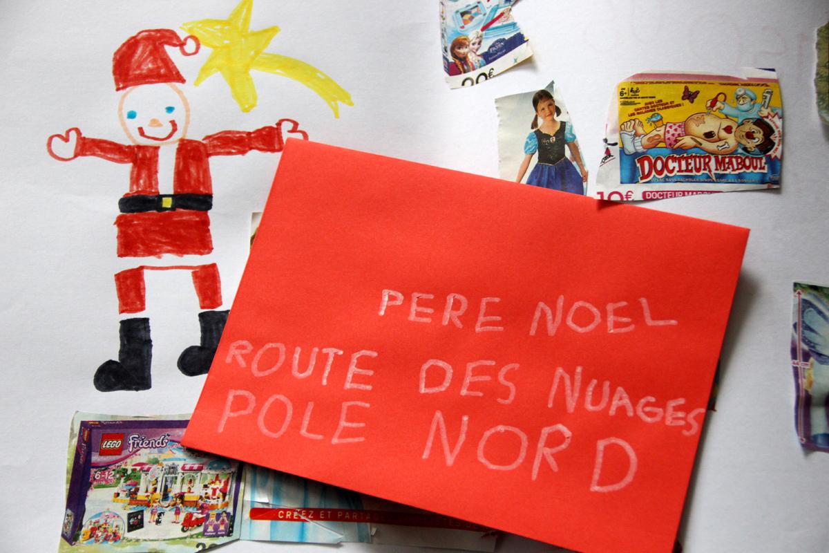 Noël 2016 : L'envoi De La Lettre Au Père Noël - C'est destiné Reponse Lettre Du Pere Noel A Imprimer