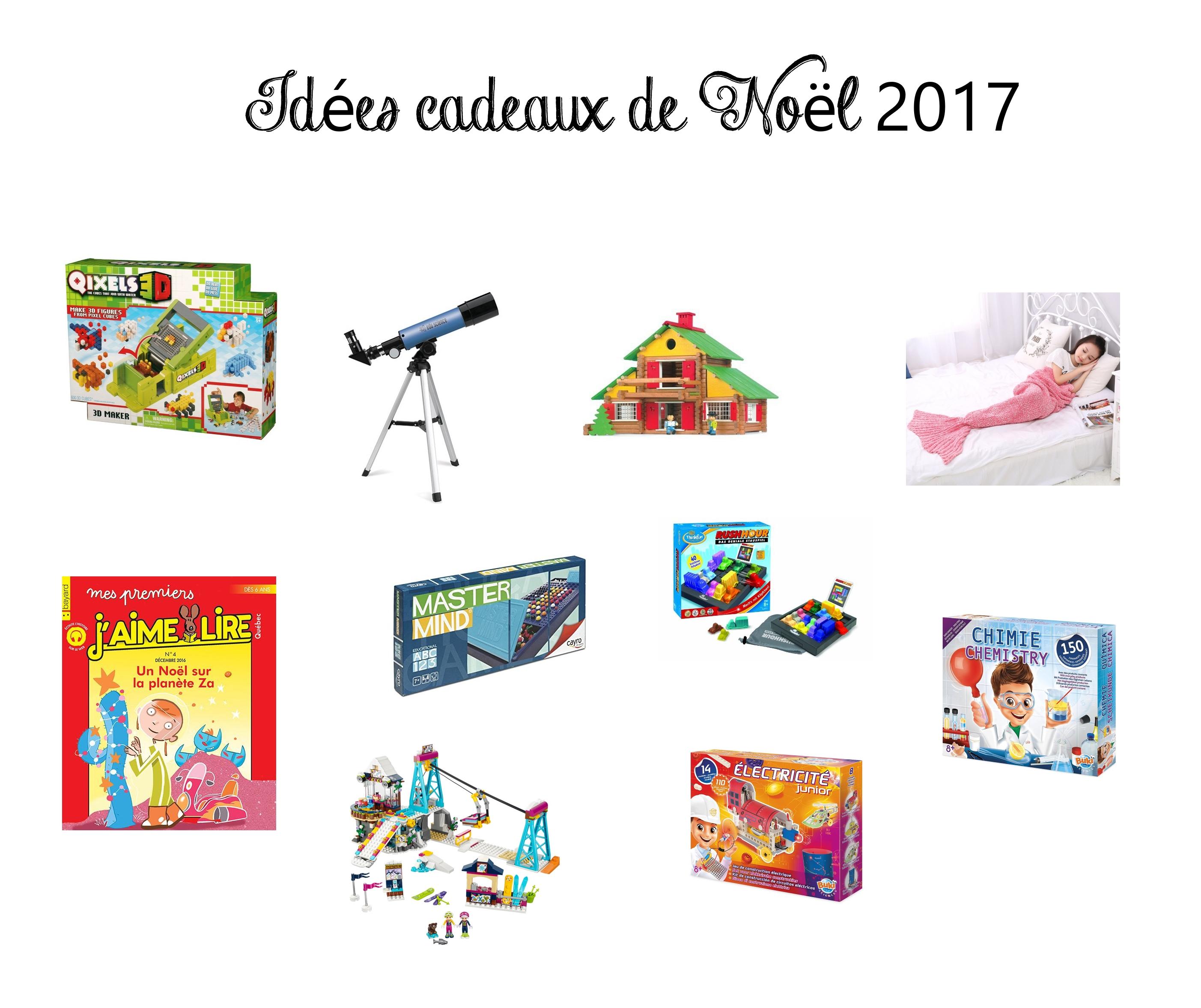 Noël 2017} 13 Idées Cadeaux Pour Des Enfants De 5 À 7 Ans destiné Jeux Pour Enfant De 5 Ans