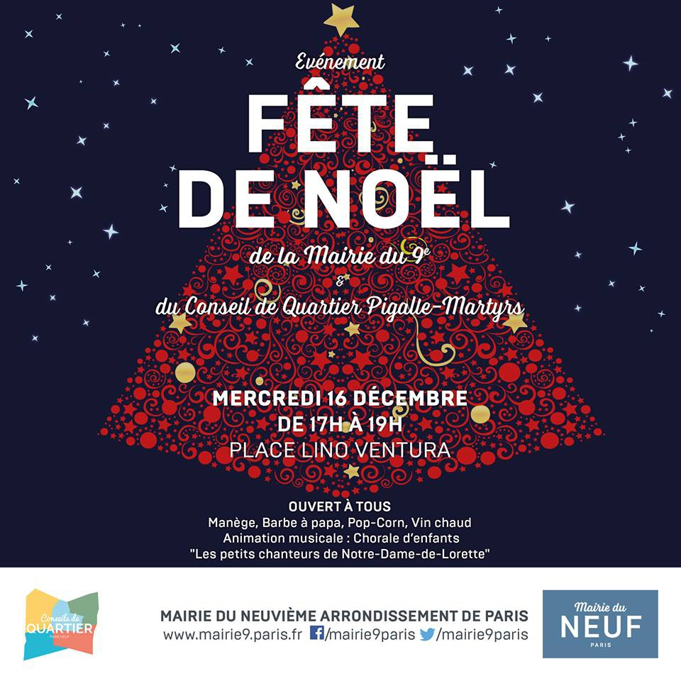 Noel - Action Barbès encequiconcerne Caillou Fete Noel