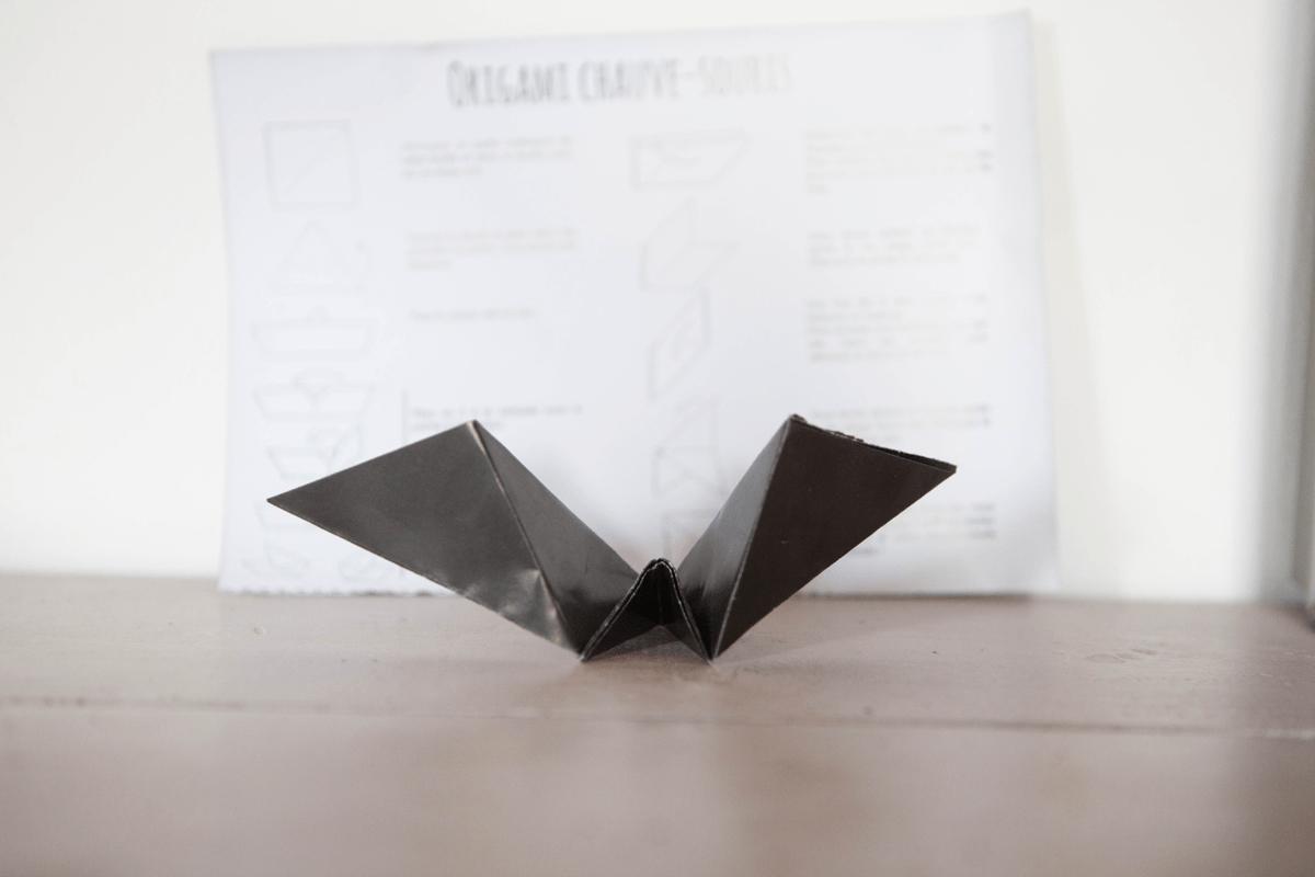 Nostalgift D'octobre 2016 (Version Homme) - Toutes Les Box tout Origami Chauve Souris