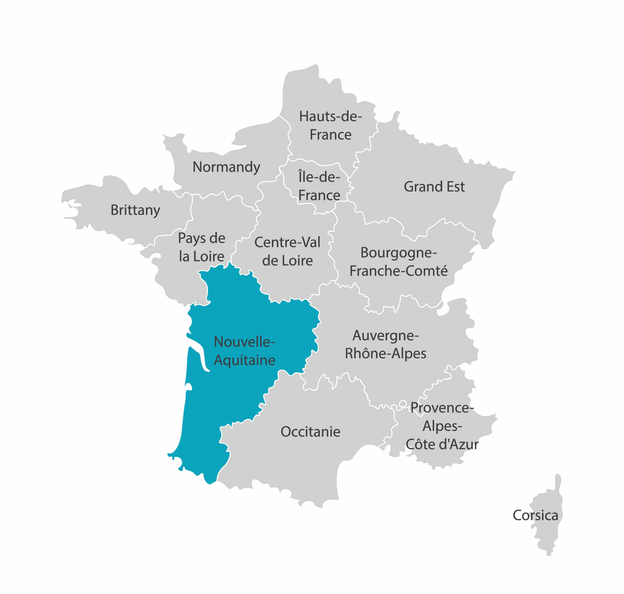 Nouvelle Aquitaine - Der Traumhafte Südwesten Frankreichs avec Nouvelle Region France