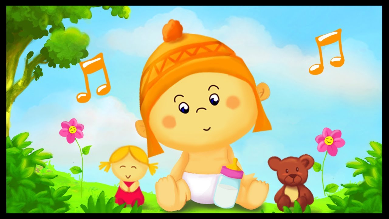 Nursery Rhymes In French avec Chanson Pour Bebe 1 An
