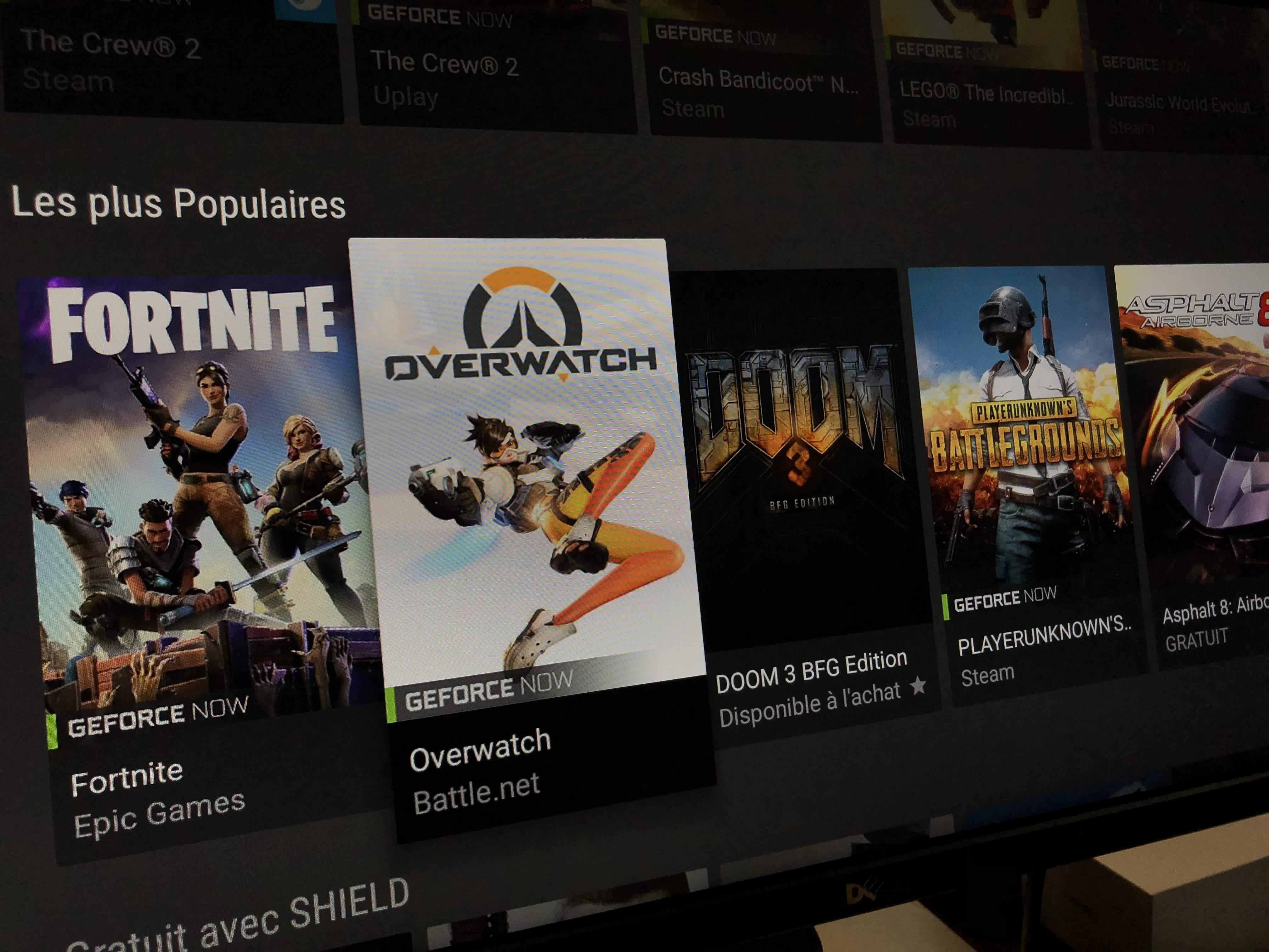 Nvidia Shield Tv Et Geforce Now : Nous Avons Joué À Fortnite à Jeux De Puissance 4 Gratuit