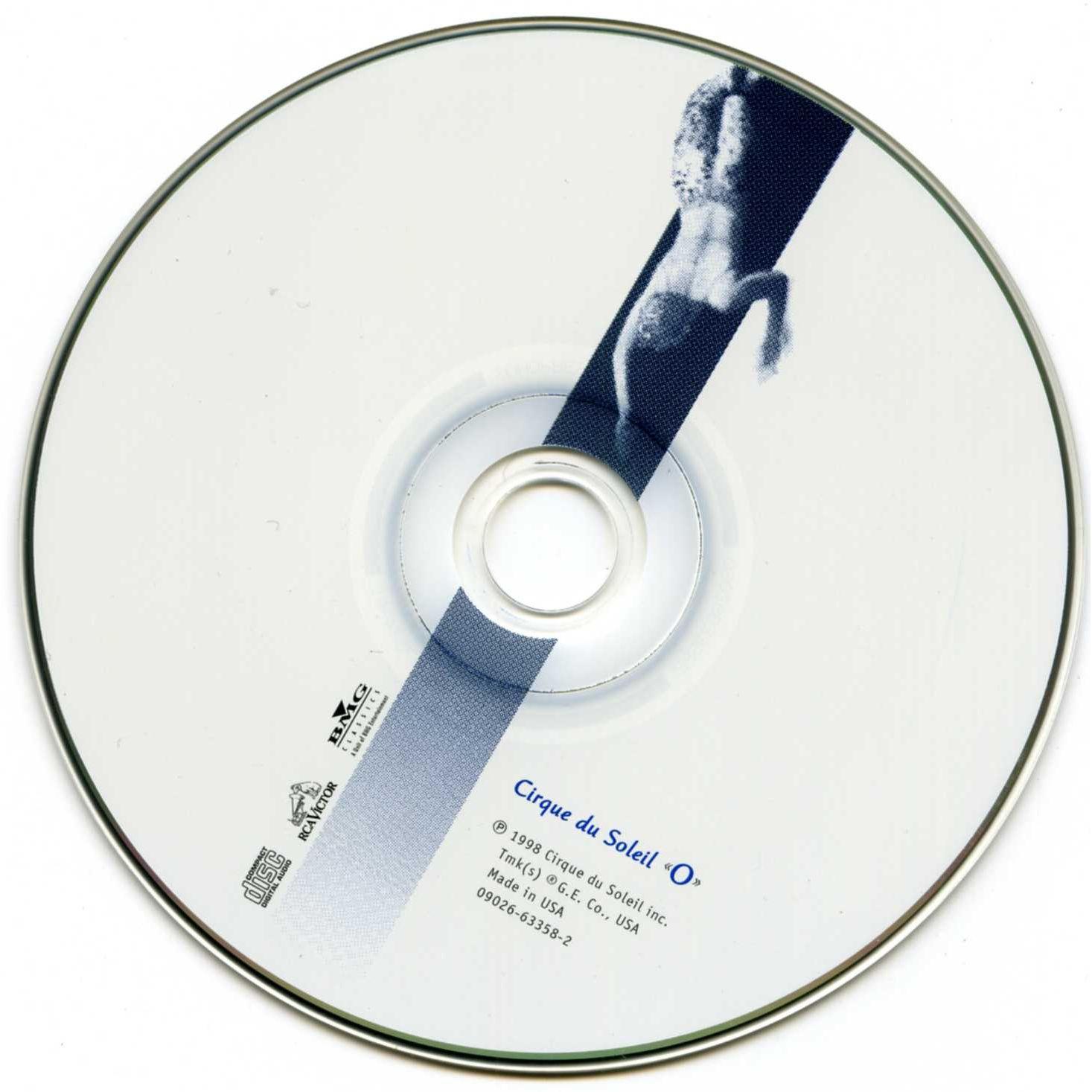 O» - Cirque Du Soleil Mp3 Buy, Full Tracklist intérieur Musique Cirque Mp3
