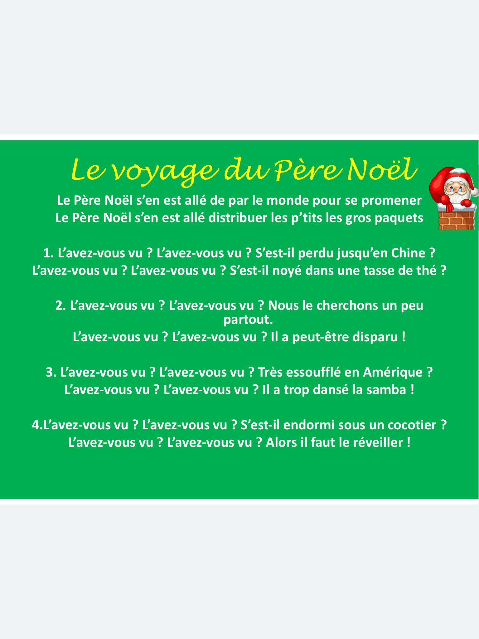 O Playbacks De Noël Versions Chantées Madame La Marquise tout Chanson De Noel En Chinois