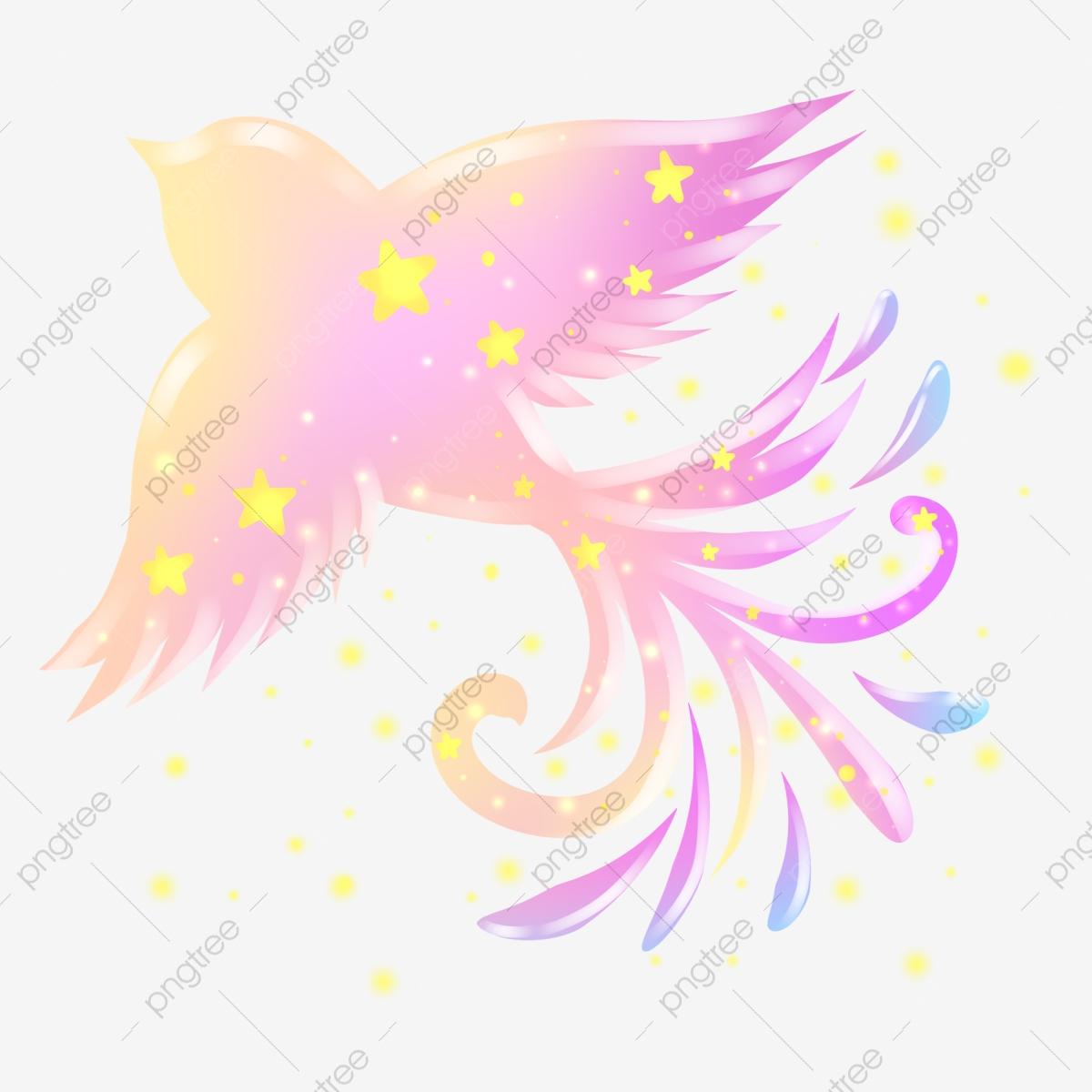 Oiseau Rose Oiseau Fantastique Oiseau En Vol Petit Animal concernant Vol Petit Oiseau