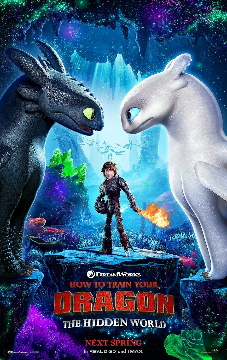 Omgg The Light Fury And Hiccup's Full Armor | Drachen encequiconcerne Film D Animation Dreamworks