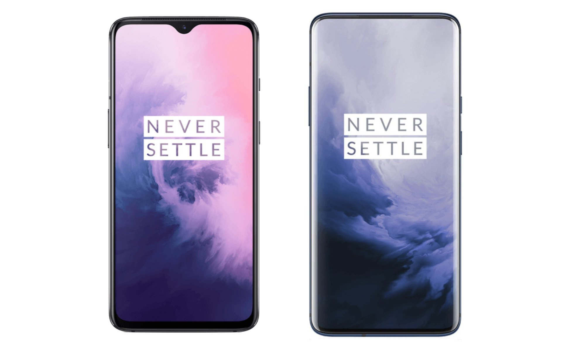 Oneplus 7 tout Les 5 Differences