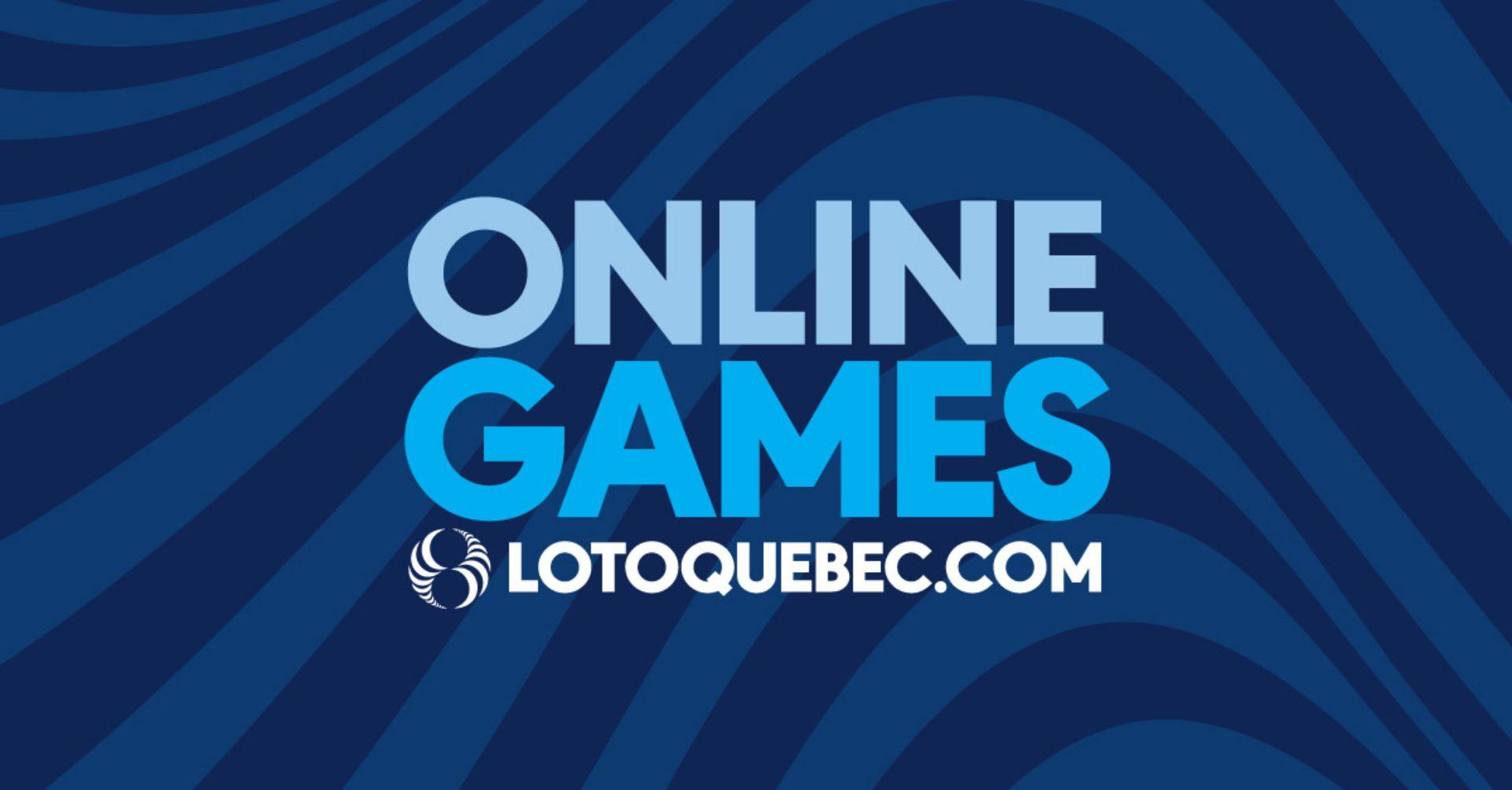 Online Games - Loto-Québec à Loto Espace Jeux